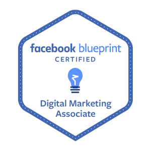 Representante de Marketing de Facebook
