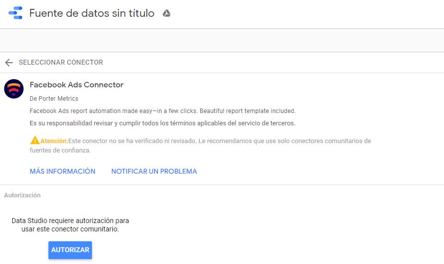 Conectar con cuenta de Gmail